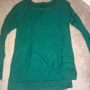 American Eagle Green Sweater